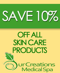 10% Off All Skin Care Products - Medical Spa San Antonio, TX